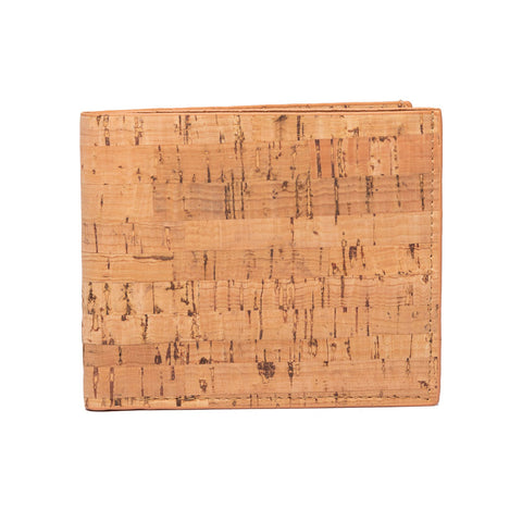 FOReT Natural, Sustainable and Vegan Men Note Sleeve made from Cork