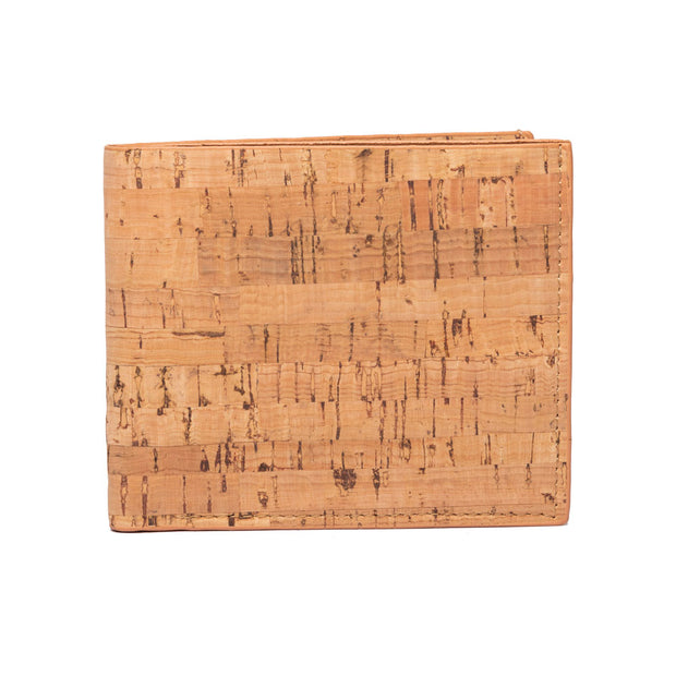 Natural Wood Grain Men's Note Sleeve - FOReT
