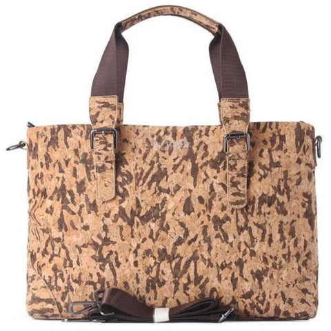 FOReT Eco Friendly and Vegan Laptop Women's Bag made from Cork