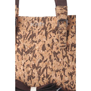 Cork Laptop Bag  | Alder Busy Bark - FOReT