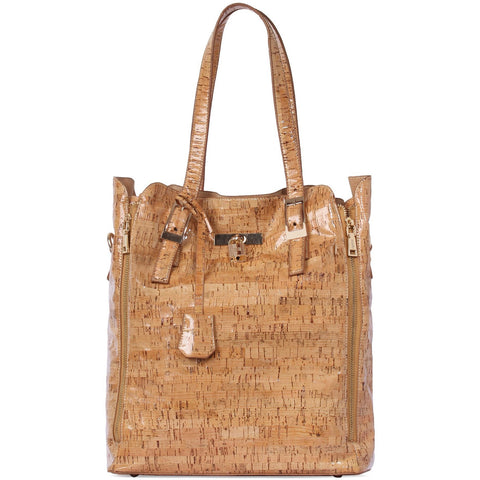 FOReT Eco Friendly and Vegan Women's Bag made from Cork
