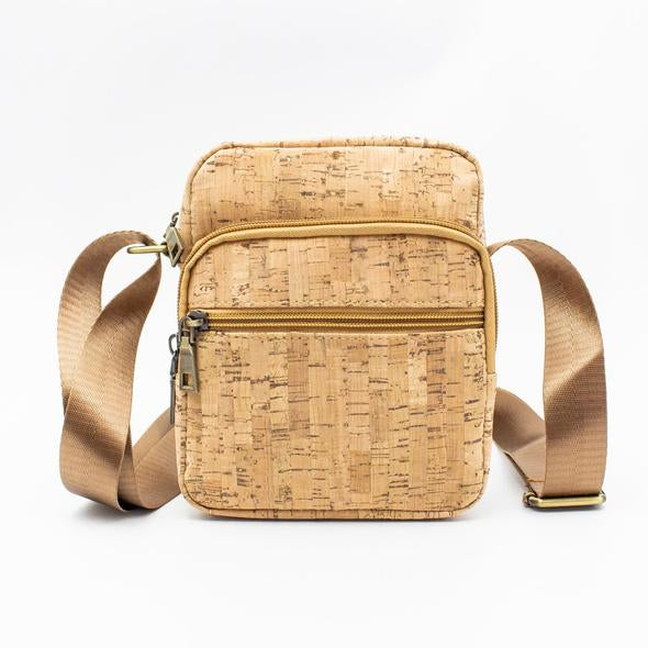 Cork Scots Pine Travel Bag Natural - FOReT