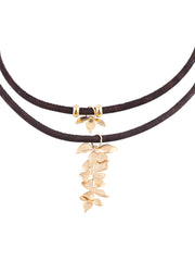 Passion Vine Cork Necklace - FOReT