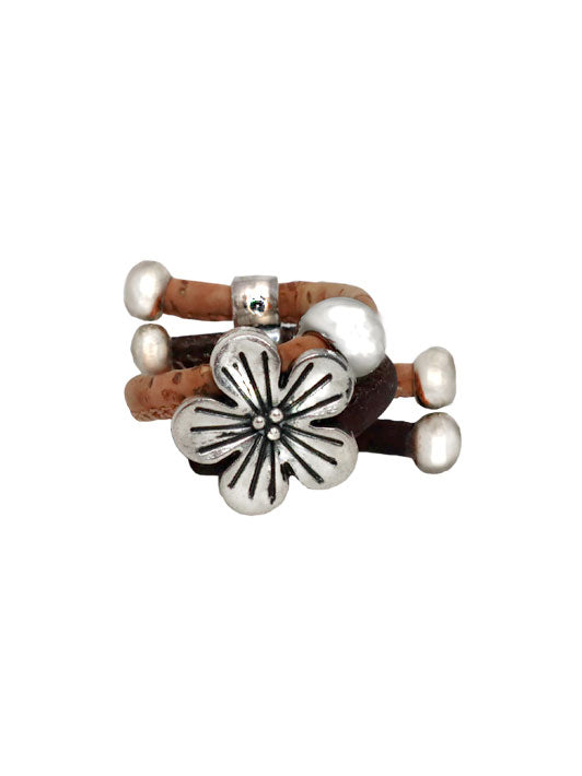 Lily Cork Ring