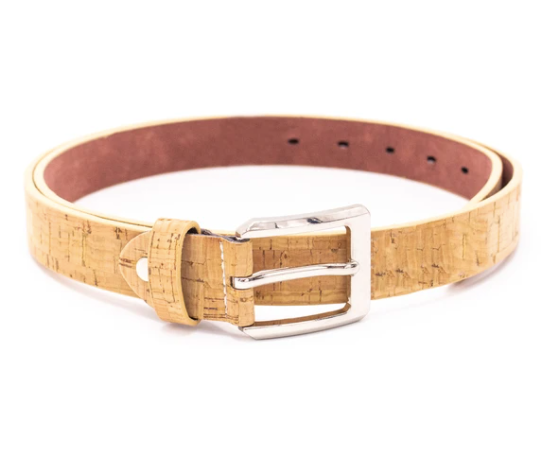 Cork belt for Men | A perfect and smart belt for casual meetings, parties and weekends