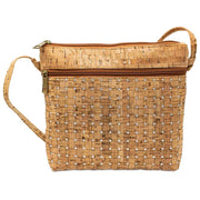 Silver Oak Cork Sling Bag - FOReT