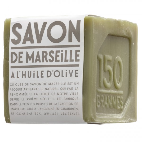 Savon de Marseille soap with olive oil 150g