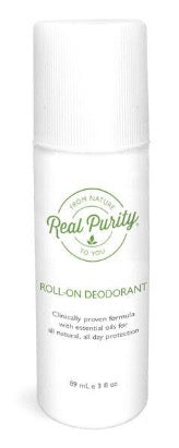 Roll-on deodorant Real Purity