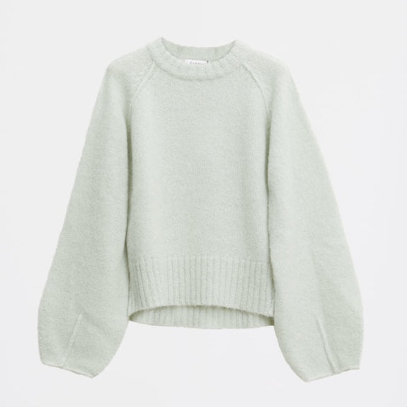 Knit Francisca - clay verde