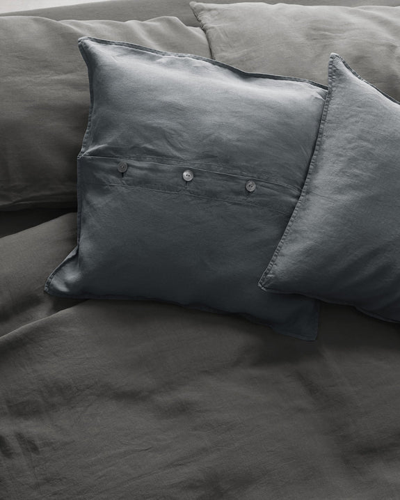 Cushion Cover Rem Ardesia (blue) - more sizes