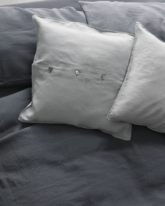 Cushion Cover Rem Ghiaccio (very light blue) - more sizes