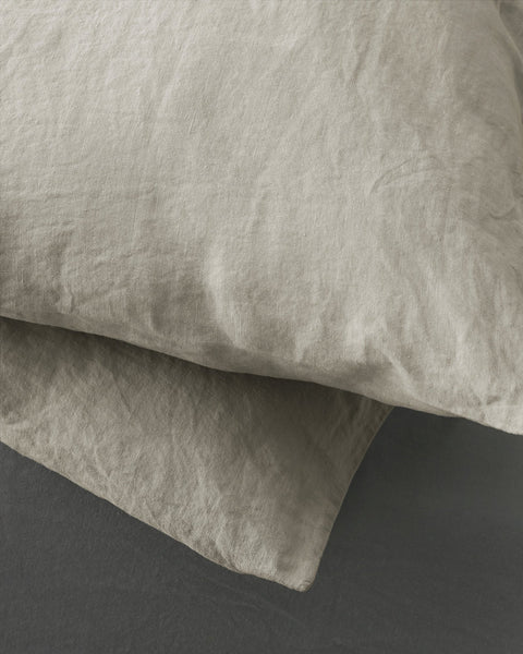Cushion Cover Rem Mastice (very light grey/beige) - more sizes
