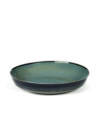 SOUP PLATE S D17,5 H3 SMOKEY BLUE/ DARK BLUE