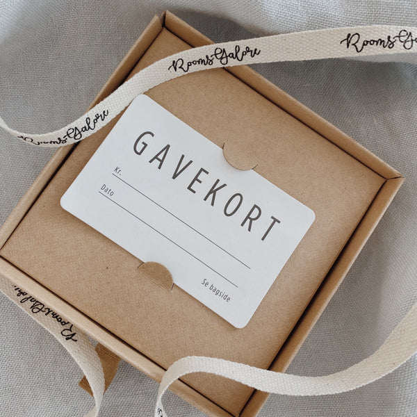 Gift Card in a Gift Box
