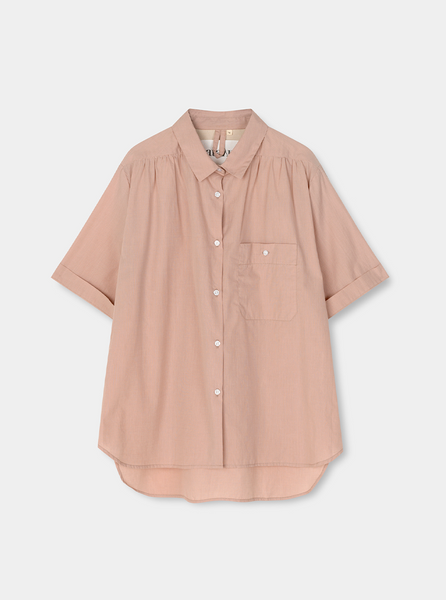 Anna shirt - Pale rose