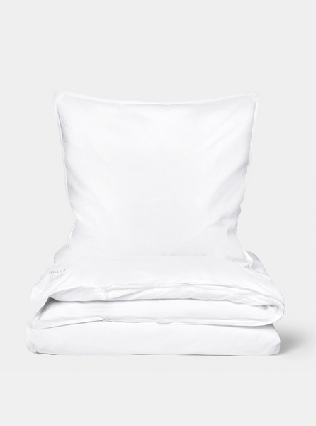Duvet set - white
