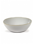 SALAD BOWL D27 H8,8 CM WHITE