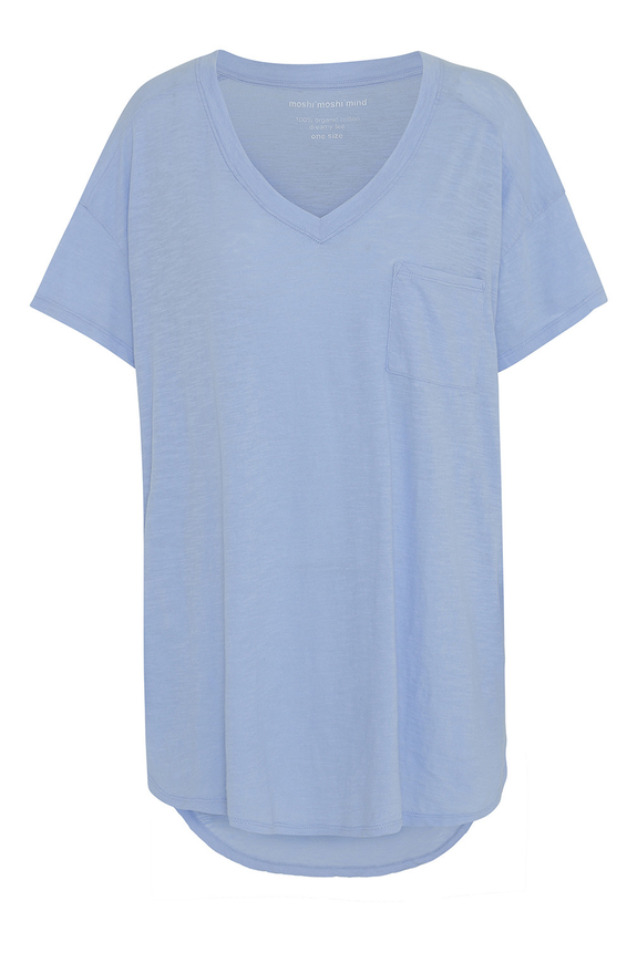 Dreamy t-shirt light blue