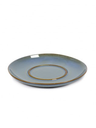 PLATE FOR CUP D6 / D13,5 H1,2 SMOKEY BLUE