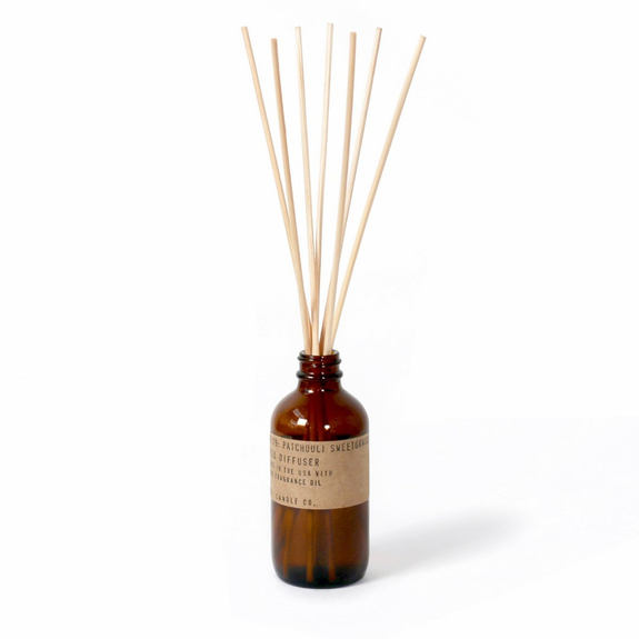 Diffuser No 19 patchouli & Sweetgrass