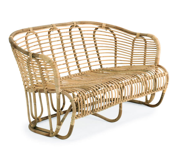 Rattan Sofa - SwingforTwo