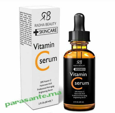 Vitamin C Serum for Anti-aging Skincare – Radha Beauty
