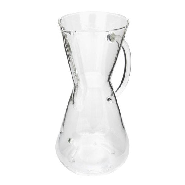 Chemex glass handle 3 kopper - KAFFAbutikk
