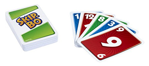 Image of SKIP BO Card Game