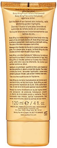 Scott Barnes Body Bling Bronzer, Original, 4.0 fl. oz.
