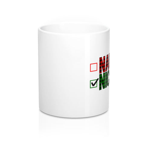 Image of Naughty or Nice (Nice) Mug