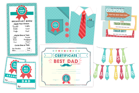 Father's Day Printable Bundle