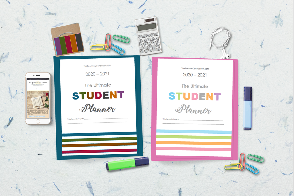 The Ultimate Student Planner