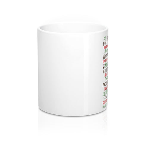 Image of Christmas Mug 11oz  You are the...