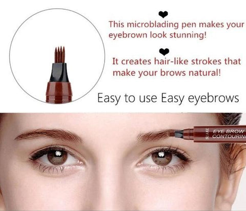 eyebrow make up professional