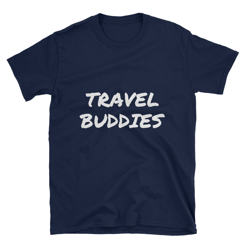 Flash Sale: Travel Buddies Unisex T-Shirt - Earthly Citizens