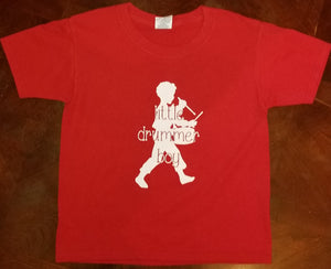 Little Drummer Boy T Shirt