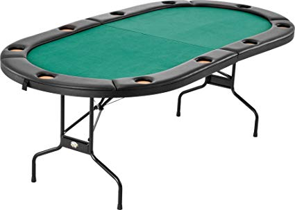 Fat Cat portable Texas hold'em table