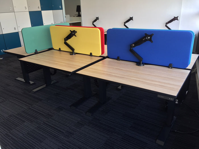 Customised Sit and Stand Desks