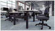 Improve your health at work with sit and stand desks