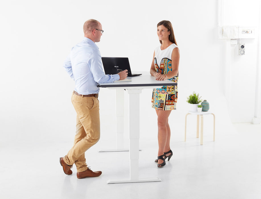 Elevar Heavy Duty Sit and Stand Desk