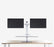 Clover Electric Sit Stand Desk Top Unit