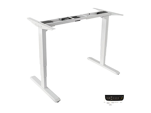 Electric Sit Stand Desk Height Adjustable Frame