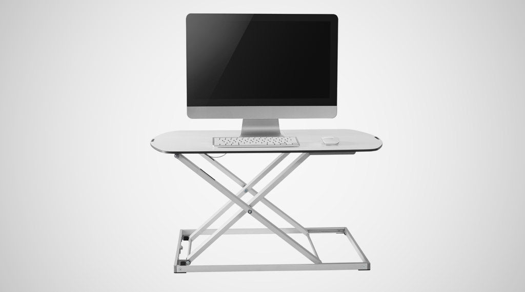 Ergovida Ultra Slim EDT-S07 Series Desk Top Sit and Stand Units