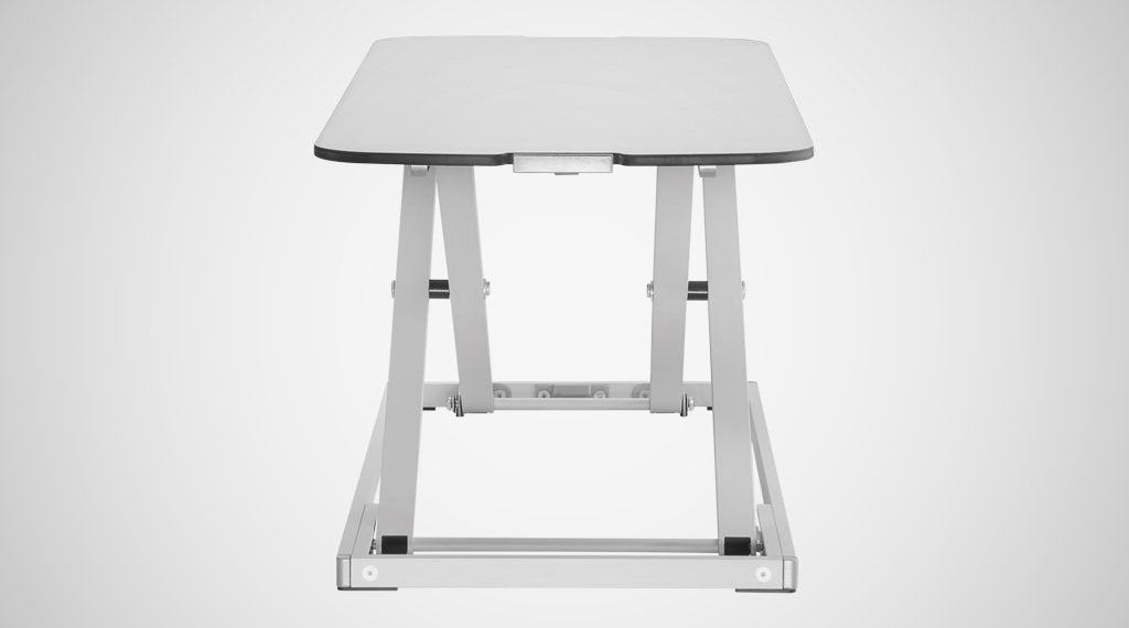 Ergovida Ultra Slim EDT-LWS1 Portable Desk Top Sit and Stand Unit