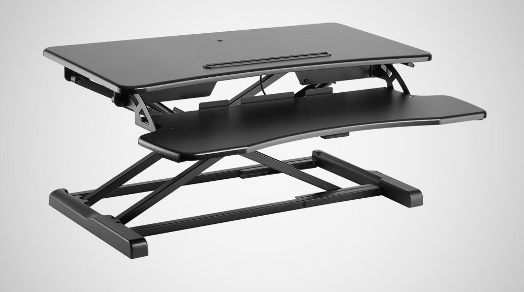 Ergovida EDT-S06 Series Desktop Sit and Stand Unit