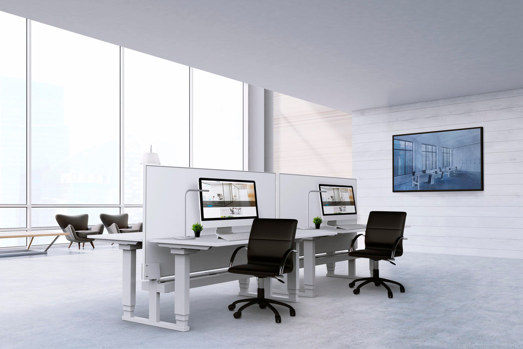 EON Workstation System - Dual Sit and Stand Desks
