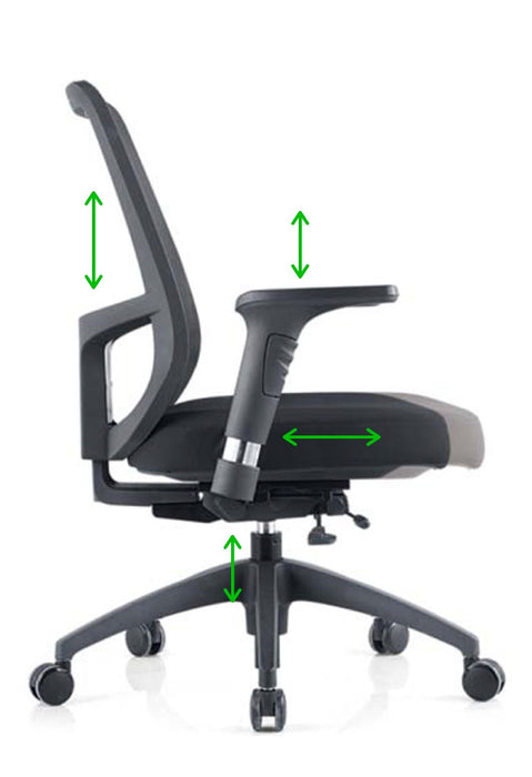 Inspire Mesh Back Office Chair