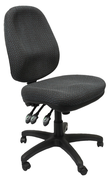 PO500 Heavy Duty Office Chair