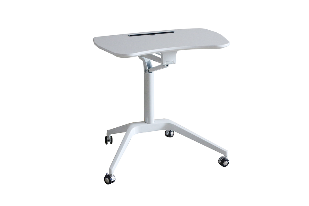 Stockholm Mobile Sit and Stand Desk Unit