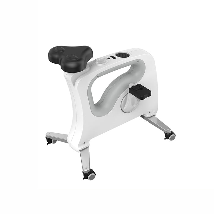 Mobile Spin Desk Bike for use with Height Adjustable Desks